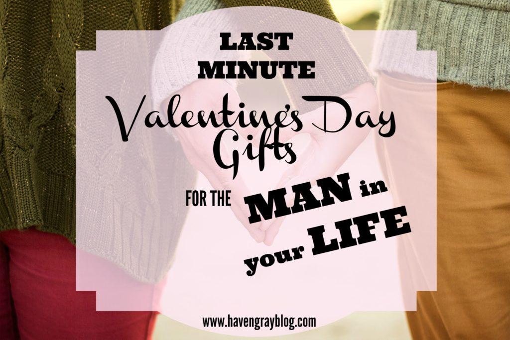 Last Minute Valentine's Day Gifts | Haven Gray {the blog}